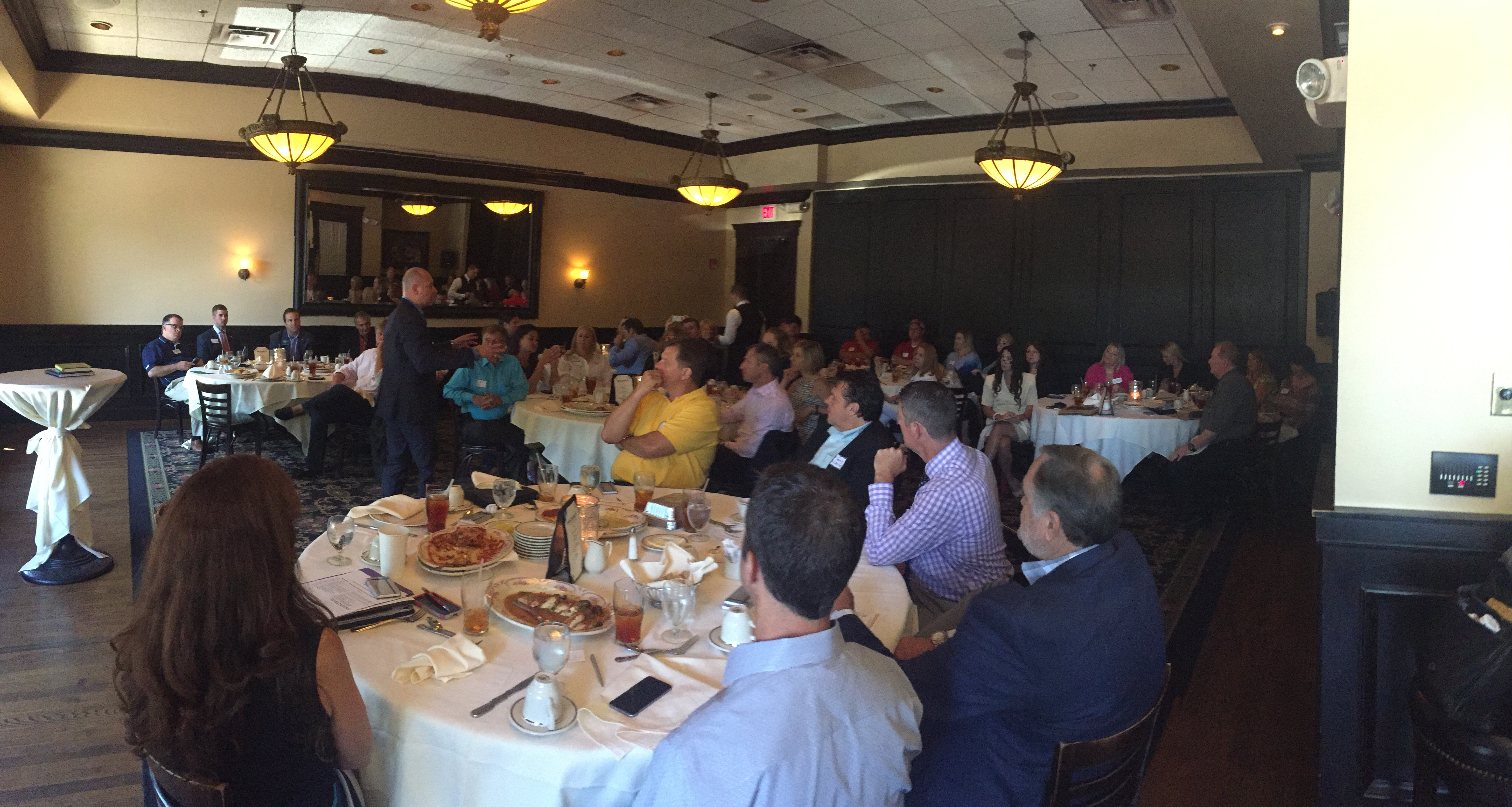 NASP Monthly Luncheon at Maggiano's