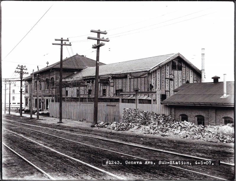 1907 carbarn