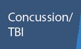Concussion/TBI