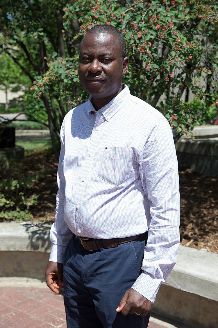 Maître de conférences à la faculté de droit de l'Université de Lagos ; Avocat associé au cabinet Integrity Law Office
