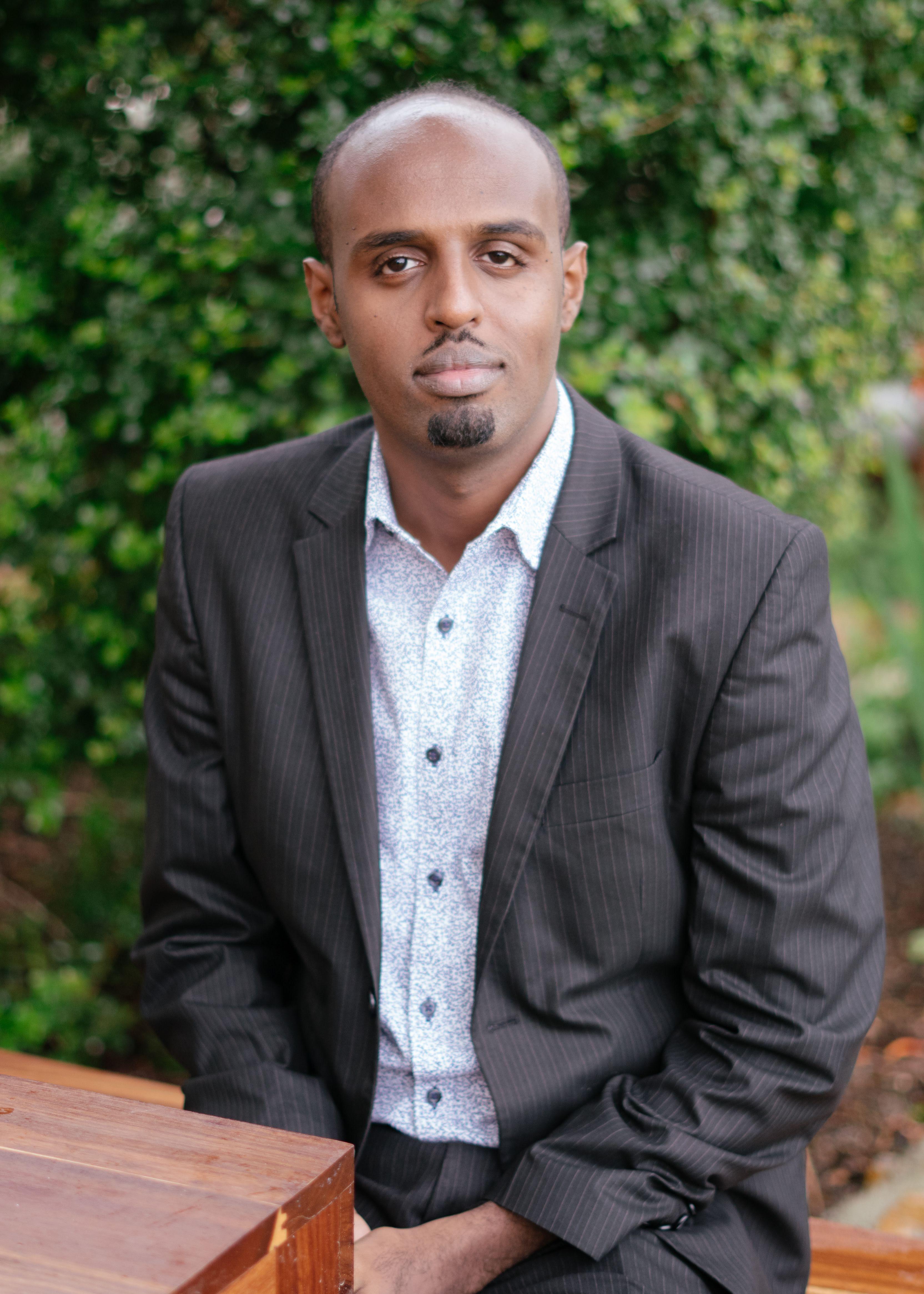 Fondateur du Human Rights Center Somaliland (Centre des Droits de l'Homme du Somaliland)