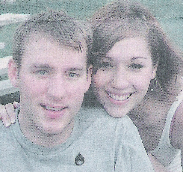 Christian & Melissa Bagge came home specifically for the Pig Bowl. It was their first visit to The Dalles since Christian was injured in Iraq on June 3rd, 2005