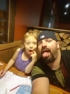 Blake and Lila