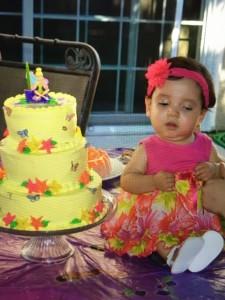 Angela's 1st Birthday