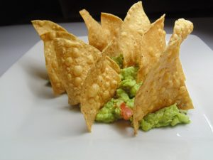 AZ mobile home chips and guac