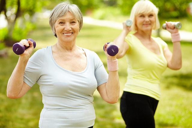 Mesa mobile homes senior fitness