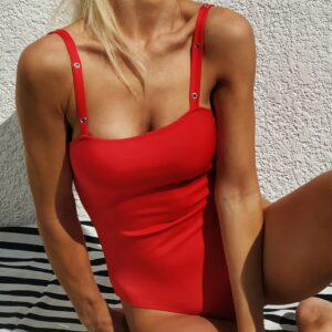 Enteriza caribe Vonkis bikinis