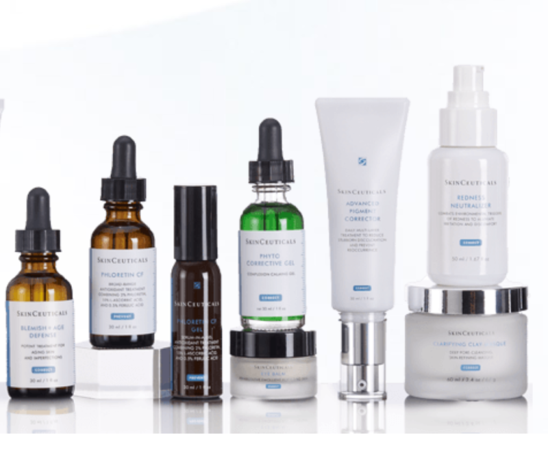 SkinCeuticals: Healthy Skincare at Your Finger Tips