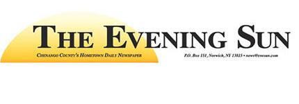 The Evening Sun newspaper