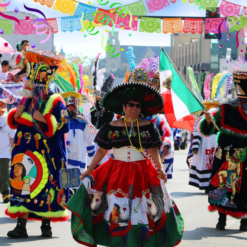 Amazing Annual Parade