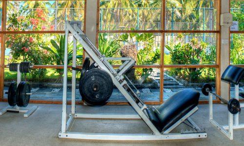 Kelapavillas-facilities-gym