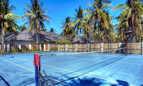 kelapavillas-tennis-court