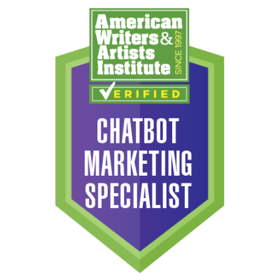Chatbot Marketing Specialist Certification