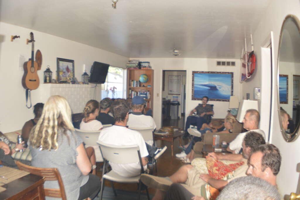 House Meeting Lounge