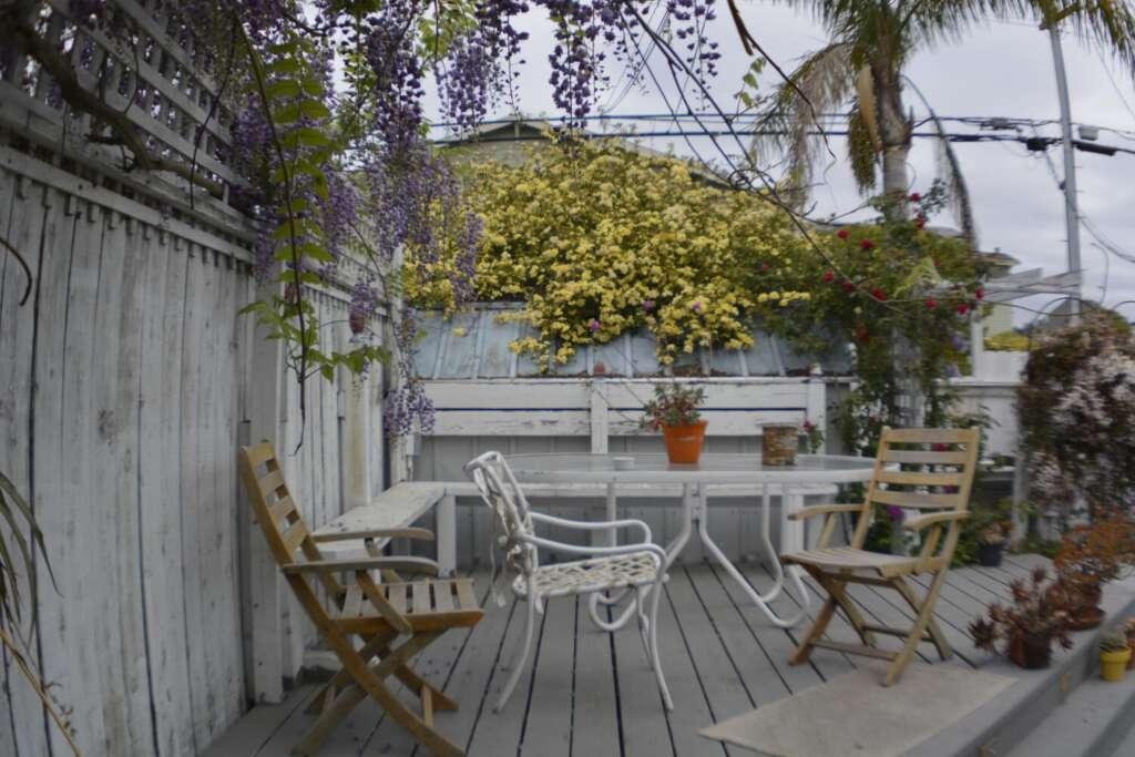 Gault House Garden