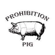 Prohibition Pig