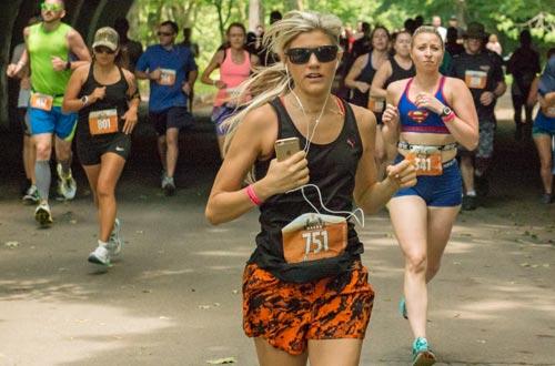 Run a 5k (or don't!)