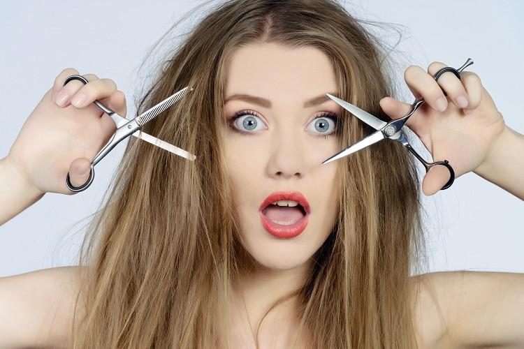 O que fazer quando você não gosta do cabelo novo