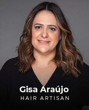 Gisa Araújo - Hair Artisan