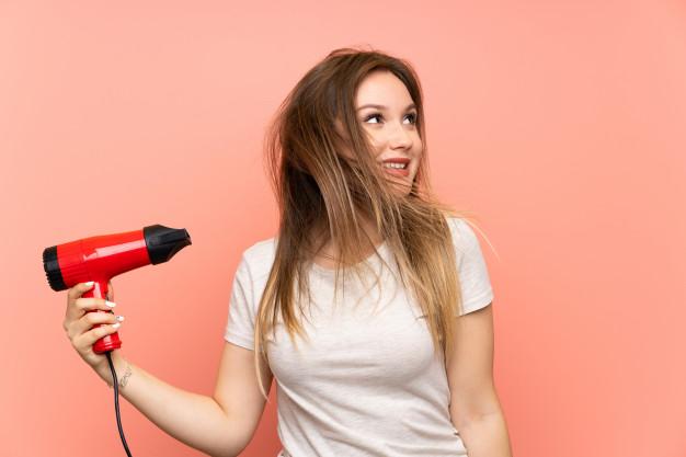 9 hábitos que prejudicam o cabelo