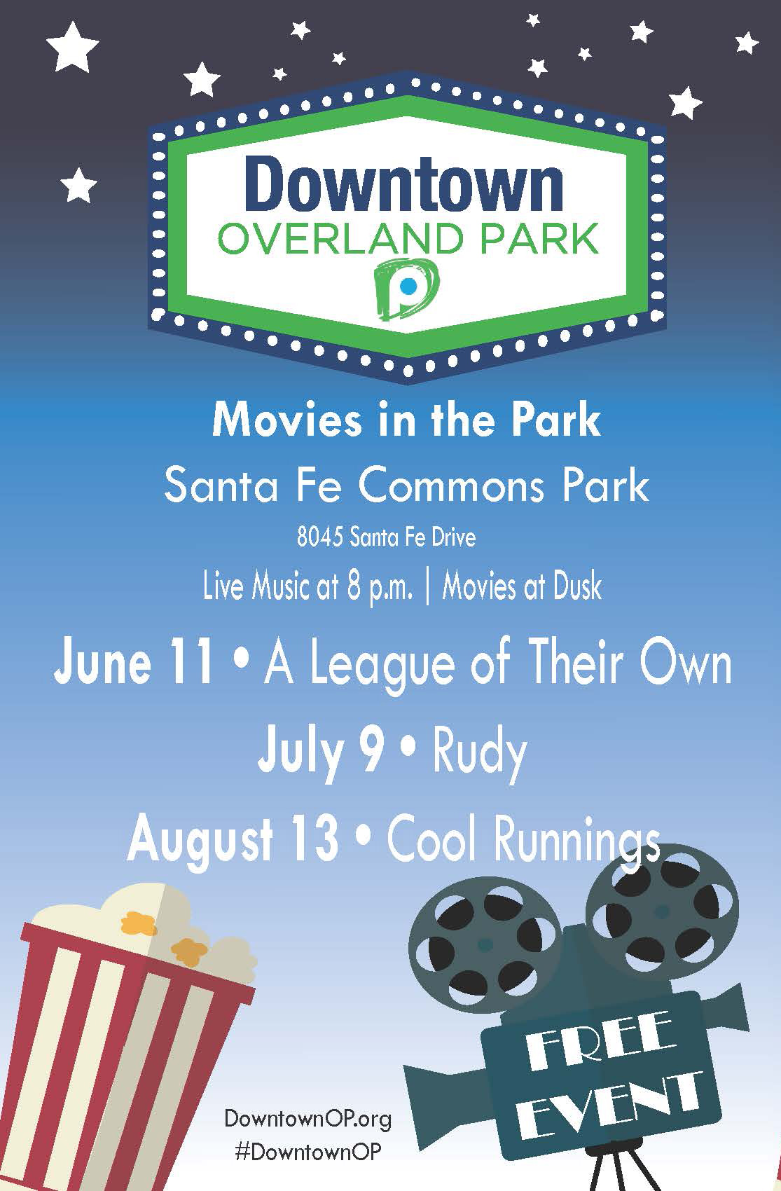 MOVIES IN THE PARK - AD