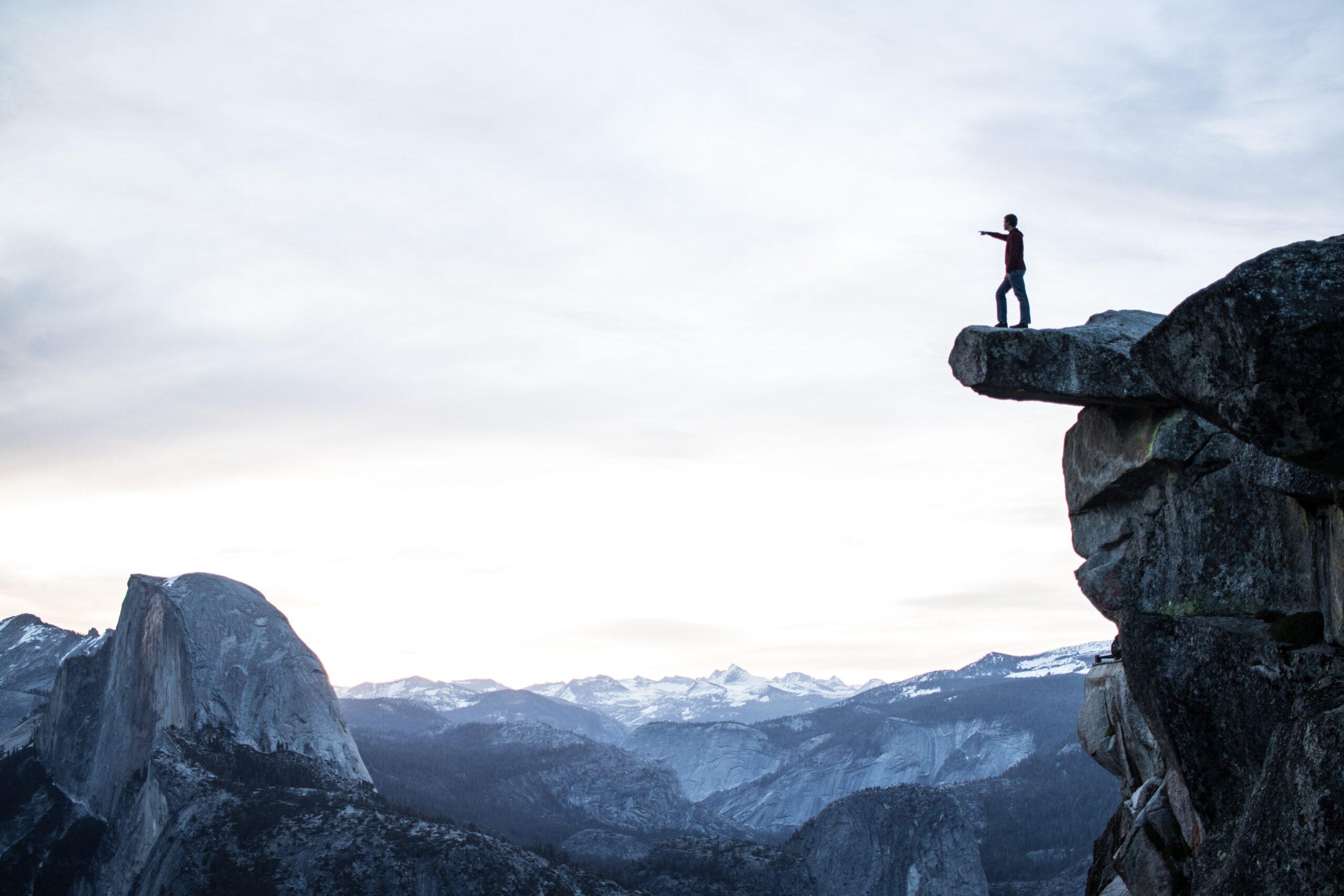 Overcome Fear of Taking risk to pursue your dream