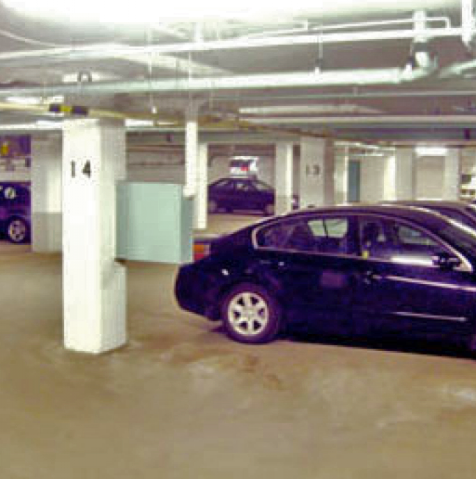 Parking-Toronto