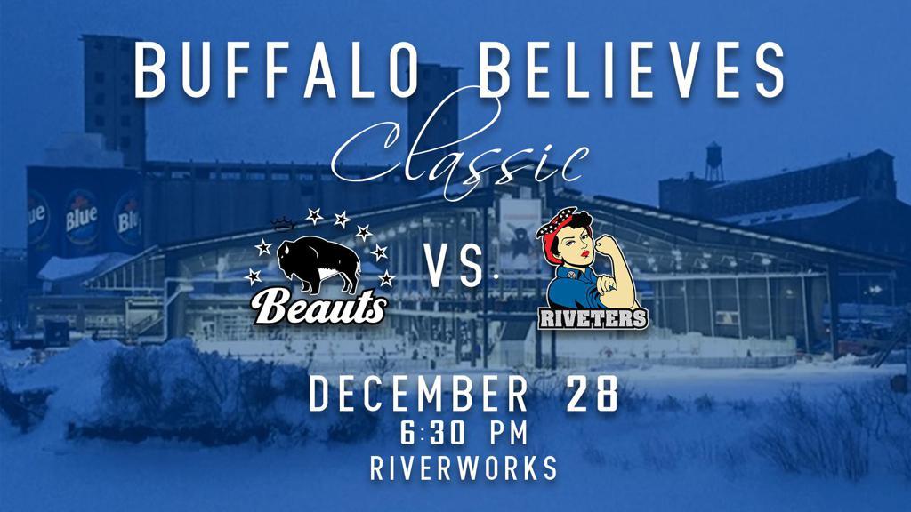 Buffalo Beauts To Host Buffalo Believes Classic