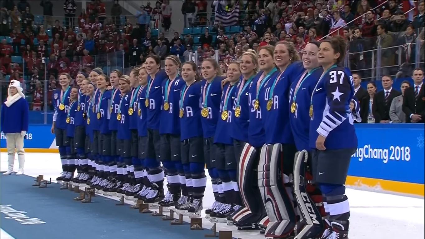 Team Canada, Team USA Renew Rivalry Series