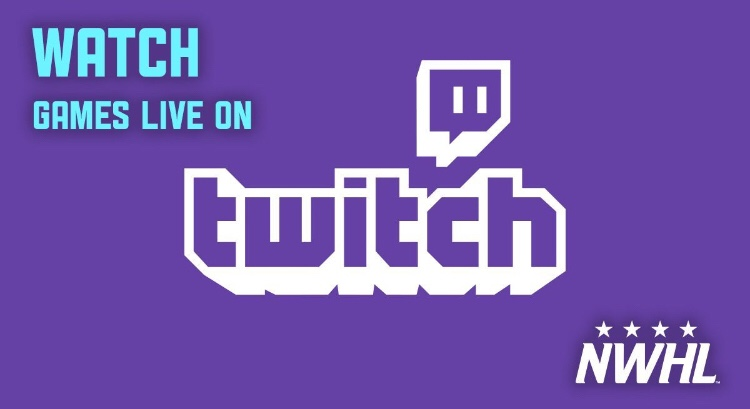 NWHL Agrees To Three-Year Streaming Deal With Twitch