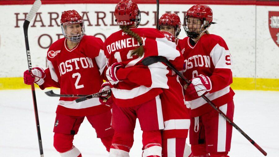 Major Moves Inside USCHO Women's Hockey Ranking
