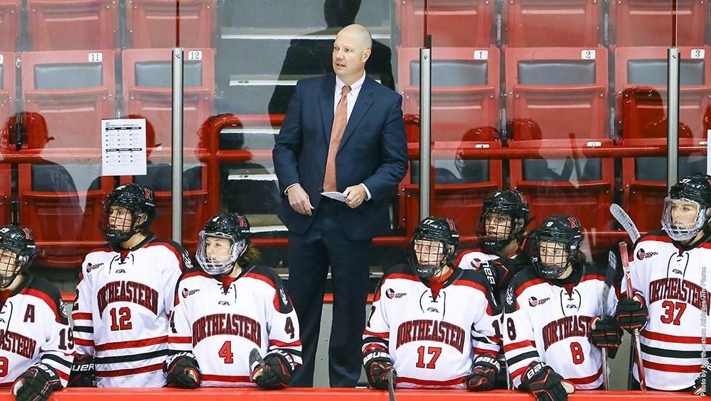Northeastern's Dave Flint Goes For School Record