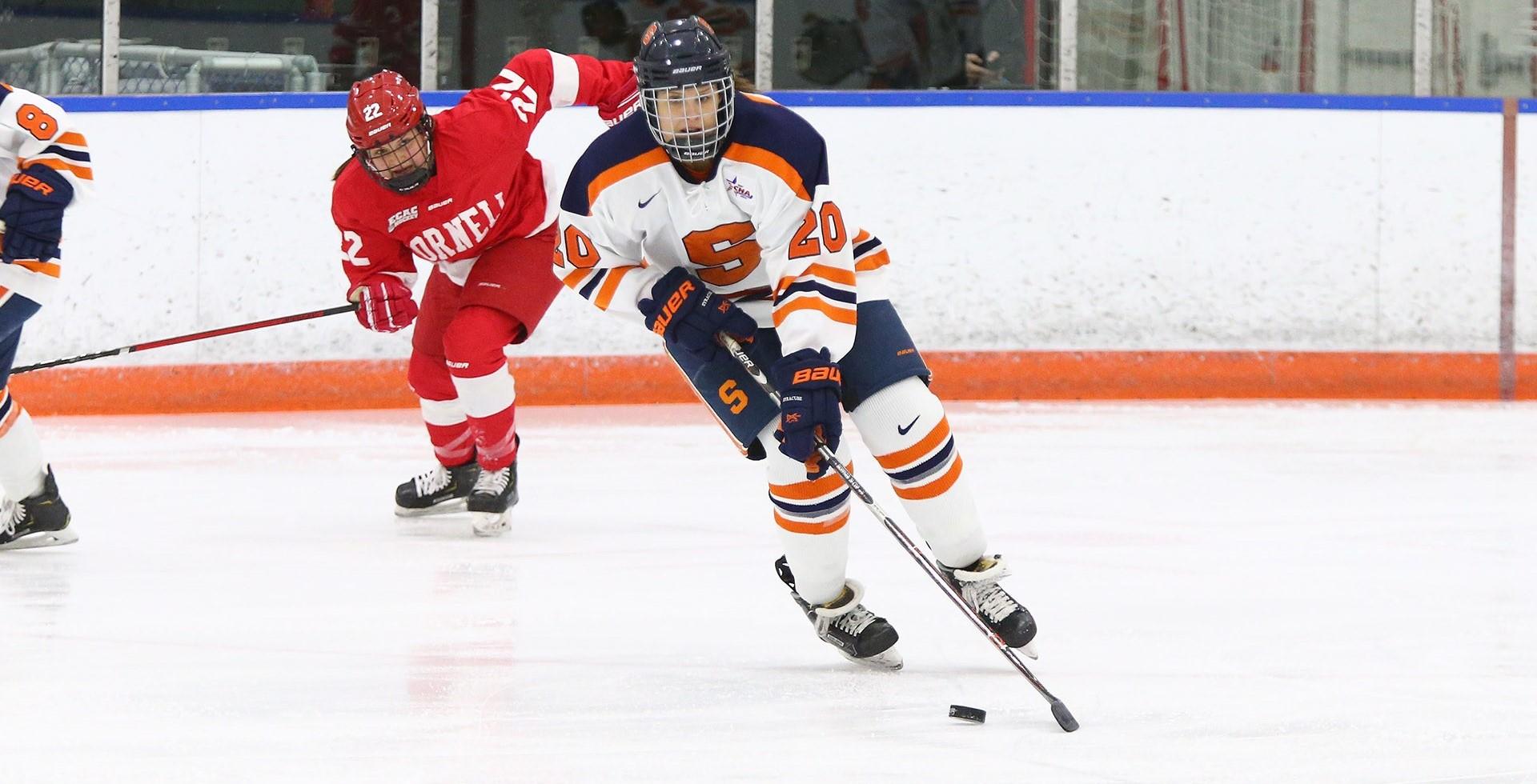 Cornell, Syracuse Kick Off Pre-Thanksgiving Slate