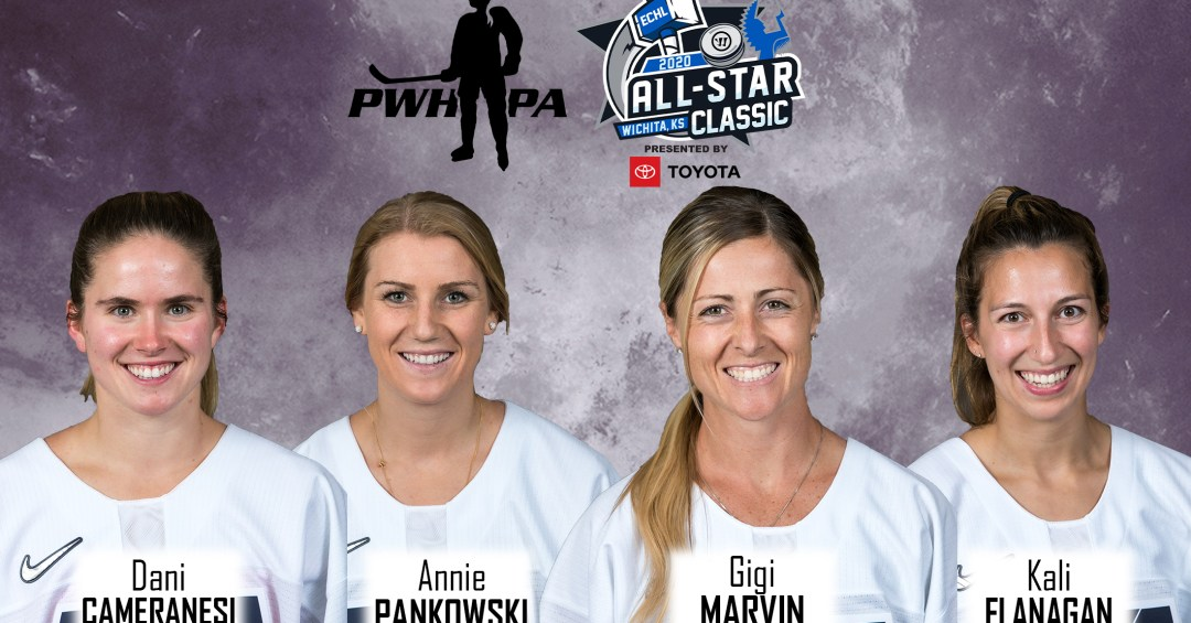 PWHPA at the 2020 ECHL All-Star Classic