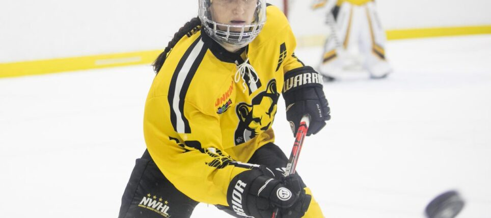 Kaleigh Fratkin Back With The Boston Pride