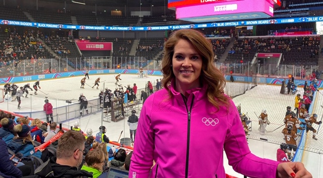 Florence Schelling Named First Female General Manager In Pro Hockey