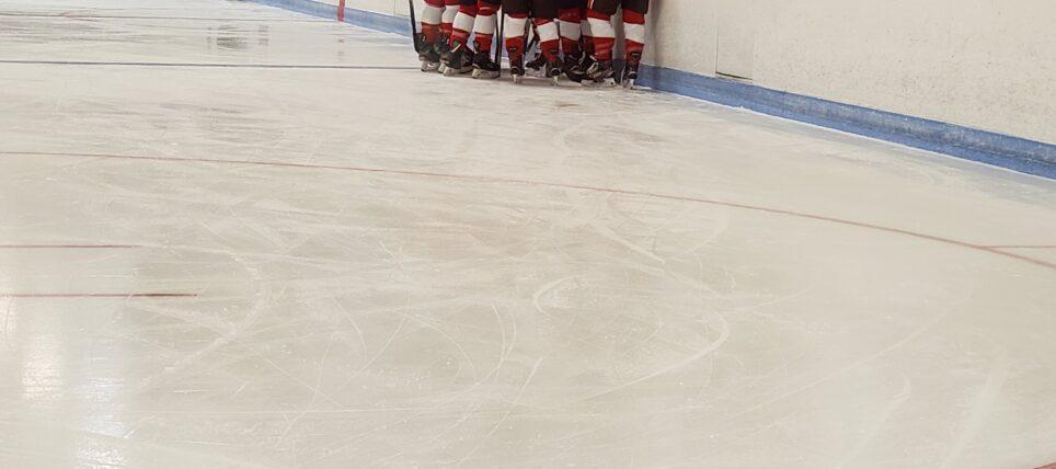 Team White Prevails In Game 1 of EWSHL Season