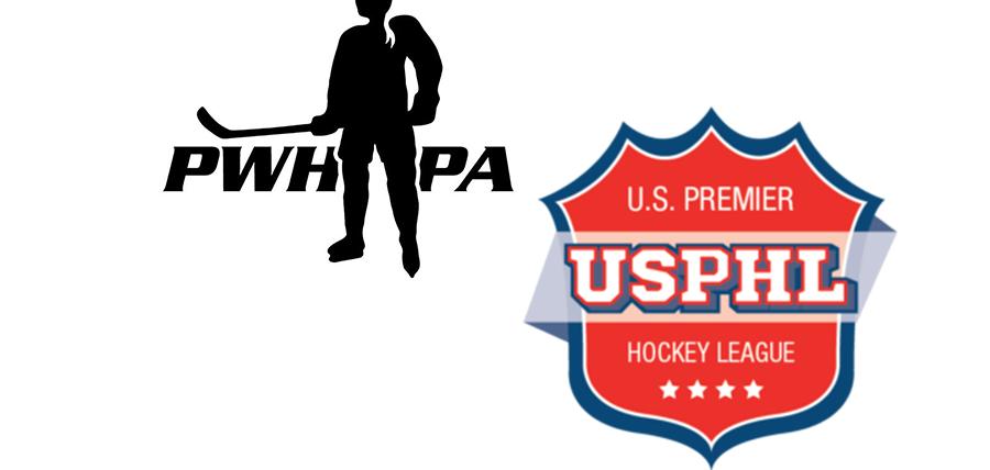 Katie Burt Shines During Weekend Exhibition Series between PWHPA and USPHL
