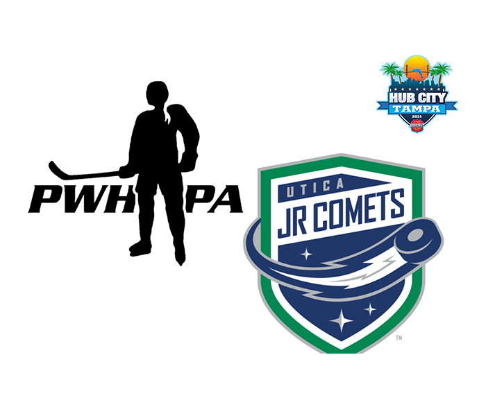 PWHPA Closes Out Hub City Tampa Against Utica Junior Comets
