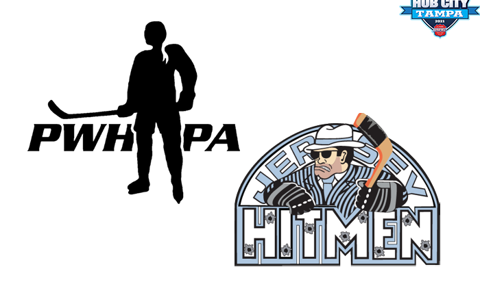 PWHPA Looks To Climb Over .500 Against Jersey Hitmen