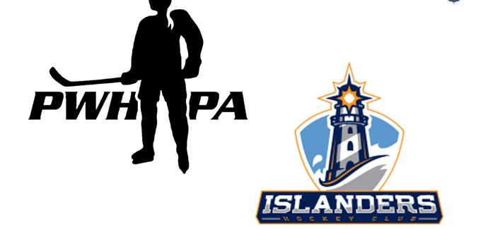 PWHPA Storms Back To Knock Off Islanders Hockey Club