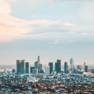los angeles guide by scout and bex