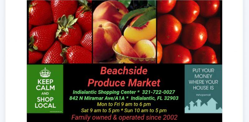 Beachside Produce