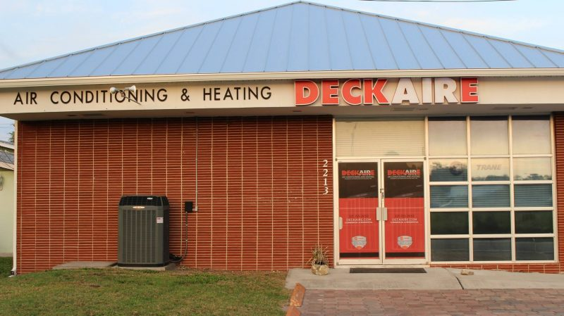 Deck-Aire Air Conditioning and Heating