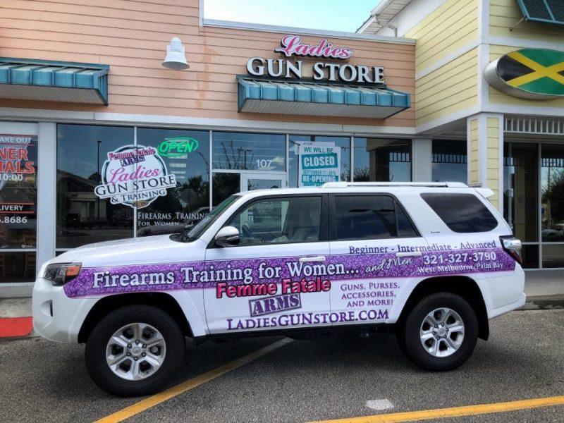 Femme Fatale Firearms & Training