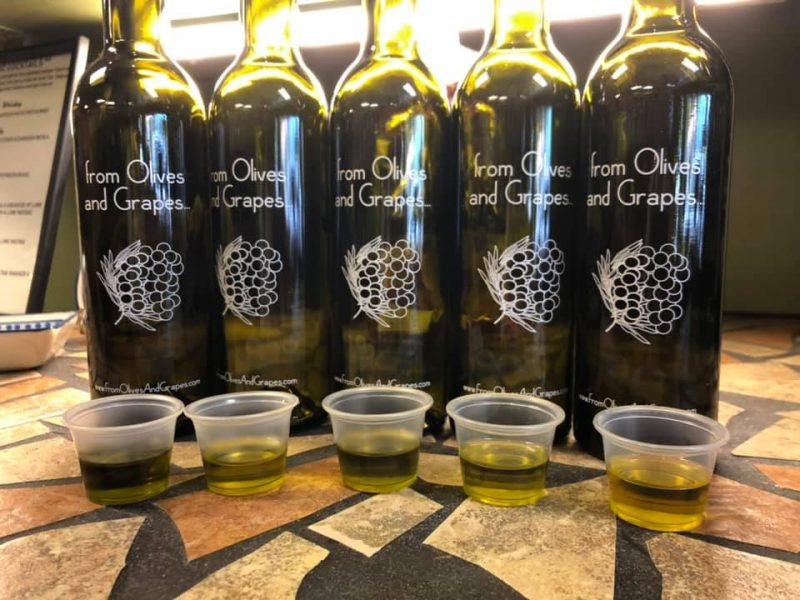 From Olives & Grapes Cocoa Village