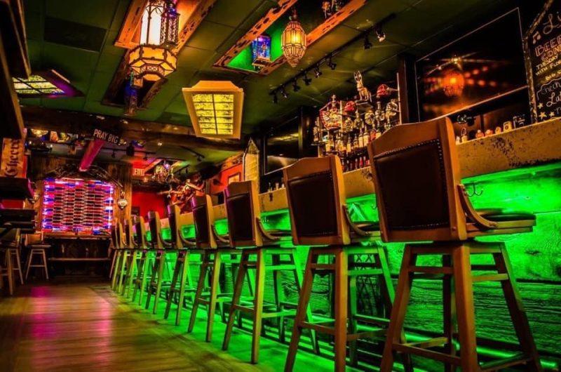 Preacher Bar