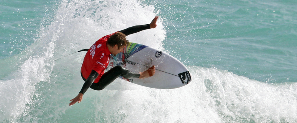 Photo Gallery: Surfing on the Space Coast #1