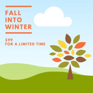 Fall into Winter - 99