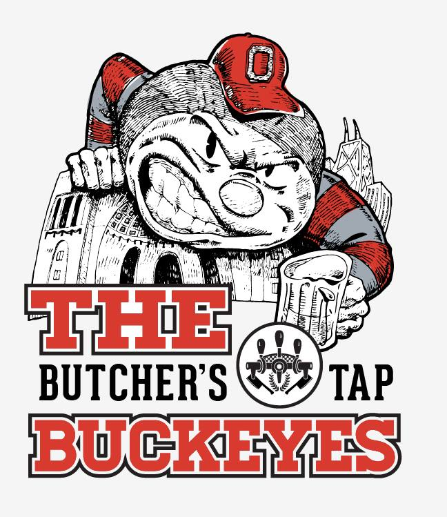 Butchers Tap Buckeyes Design AUG 2014